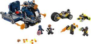 LEGO Super Heroes Avenger Truck Take-Down (76143)