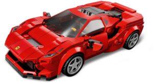 LEGO Speed Champions Ferrari F8 Tributo (76895)