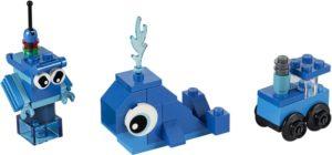 LEGO Classic Creative Blue Bricks (11006)