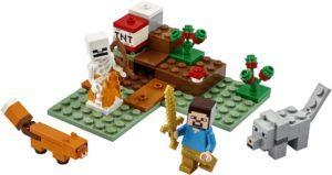 LEGO Minecraft The Taiga Adventure (21162)