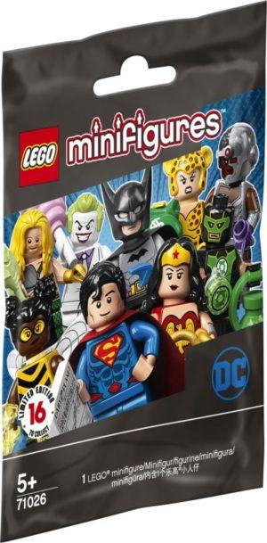 LEGO Minifigures DC Super Heroes Series-1Τμχ (71026)