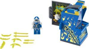 LEGO Ninjago Jay Avatar - Arcade Pod (71715)