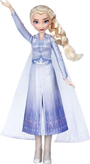Disney Frozen II Singing Doll - 2 Σχέδια (E5498)