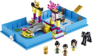 LEGO Disney Princess Mulan's Storybook Adventures (43174)