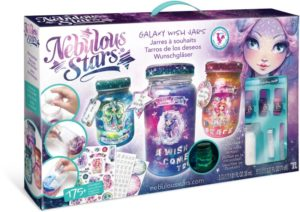 Nebulous Stars Galaxy Wish Jars (11202)