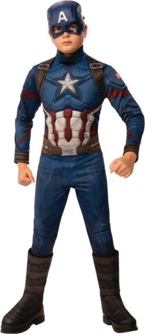 Captain America Avengers 4 Deluxe Στολή-Medium (701564/M)