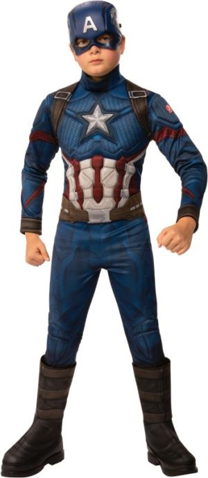 Captain America Avengers 4 Deluxe Στολή-Large (701564/L)