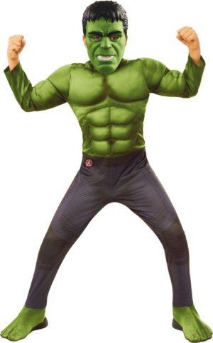 Hulk Avengers 4 Deluxe Στολή-Small (700686/S)