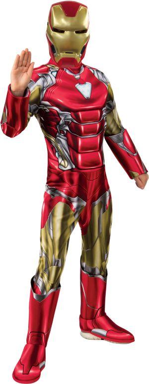 Iron Man Avengers 4 Deluxe Στολή-Small (701562/S)
