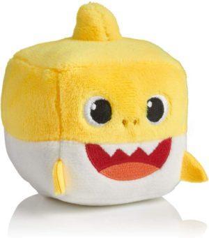 Baby Shark Λούτρινο Cubes Με Ήχους-3 Σχέδια (BAH00000)
