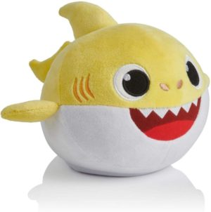 Baby Shark Λούτρινο Dancing Με Ήχους (BAH02000)