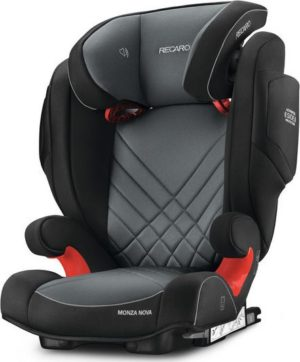 Recaro Κάθισμα Αυτοκινήτου Monza Nova 2 Seatfix Carbon Black (61512150266)