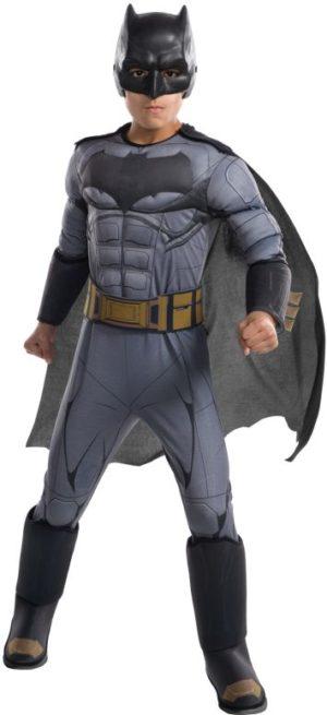 Batman Deluxe Justice League Στολή-Medium (641073/M)