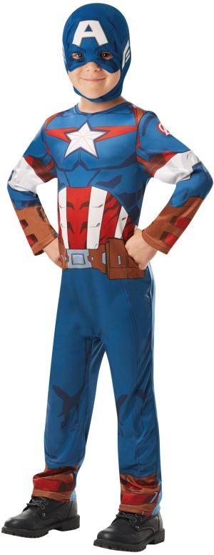 Captain America Classic Στολή-Medium (640832/M)