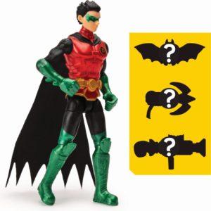 Batman Φιγούρα 10cm - 4 Σχέδια (6058530)