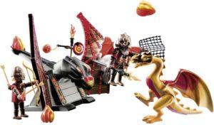 Playmobil Novelmore Ιππότες Του Μπέρναμ Με Δράκο (70226)