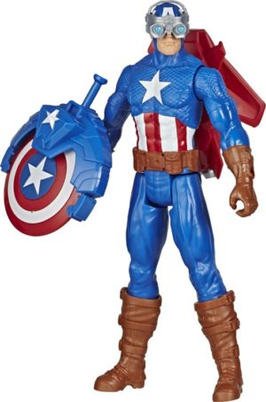 Avengers Titan Hero Innovation Captain America (E7374)