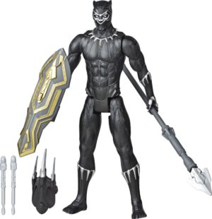 Avengers Titan Hero Innovation Black Panther (E7388)