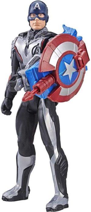 Avengers Titan Hero Pack-Captain America 30cm (E3301)