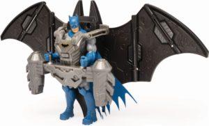 Batman Deluxe Φιγούρα 10cm Mega Οπλισμός - 2 Σχέδια (6055947)
