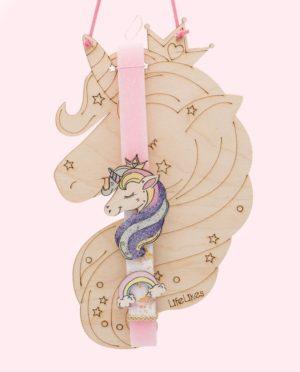 Λαμπάδα Unicorn (602.1826)