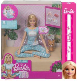 Λαμπάδα Barbie Wellness-Γιόγκα (GNK01)