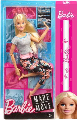 Λαμπάδα Barbie Beauty Αμέτρητες Κινήσεις-4 Σχέδια (FTG80)