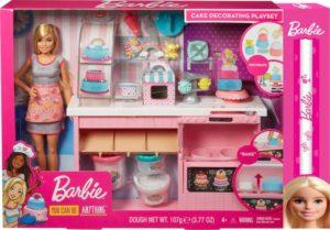 Λαμπάδα Barbie Ζαχαροπλαστείο (GFP59)