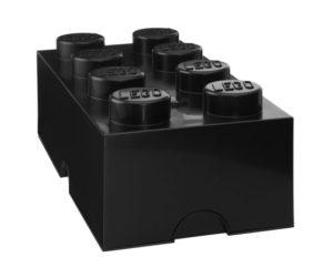LEGO Κουτί Αποθήκευσης Black 8 (299047)
