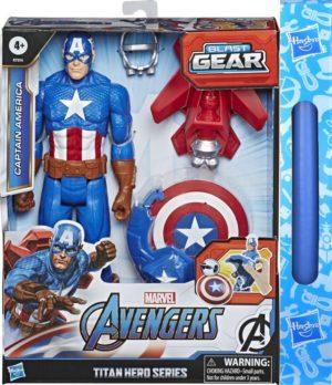 Λαμπάδα Avengers Titan Hero Innovation Captain America (E7374)