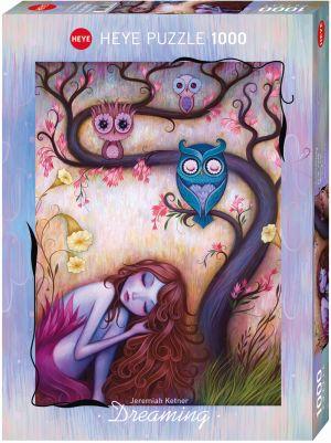 HEYE Παζλ 1000 Δέντρο Ευχών- Dreaming (400366-29686)