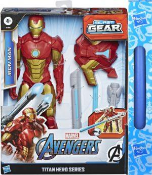 Λαμπάδα Avengers Titan Hero Innovation Iron Man (E7380)