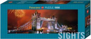 HEYE Παζλ 1000 Γέφυρα Του Λονδίνου (29806)