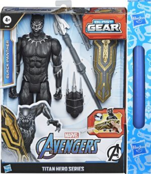 Λαμπάδα Avengers Titan Hero Innovation Black Panther (E7388)