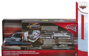 Λαμπάδα Cars 3 Νταλίκα Jackson Storm Που Ανοίγει (FCW00)