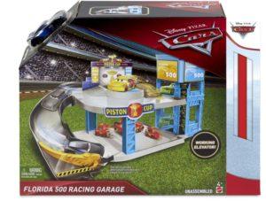 Λαμπάδα Cars 3 Γκαράζ Piston Cup (FWL70)