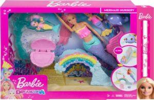 Λαμπάδα Barbie Dreamtopia Σετ Γοργόνα & Υδάτινος Κόσμος (FXT25)