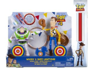 Λαμπάδα Toy Story Giftset 2 Pack-Φιγούρες Woody & Buzz (GDL68)