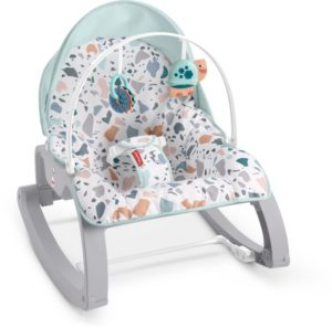 Fisher Price Infant To Toddler Ριλάξ/Κούνια (GMD21)