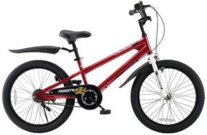 Ποδήλατο Freestyle Red 18'' (002019180100)