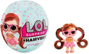 L.O.L Surprise Κούκλα Hairvibes-1Τμχ (LLUB8000/9000)