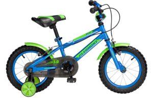 Clermont Ποδήλατο 14'' Atlas-Μπλε (451-ΜΠΛΕ)