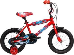 Clermont Ποδήλατο 14'' Rocky-Κόκκινο (308-ΚΟΚΚΙΝΟ)