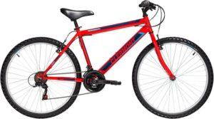 Clermont Ποδήλατο 26'' Freeland Shimano-Κόκκινο (710-ΚΟΚΚΙΝΟ)