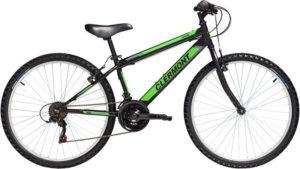 Clermont Ποδήλατο 26'' Freeland Shimano-Μαύρο (710-ΜΑΥΡΟ)