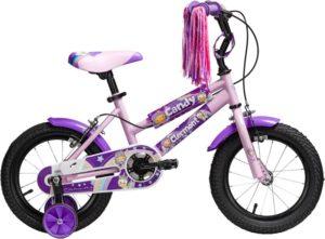 Clermont Ποδήλατο 12'' Candy-Μωβ (305/004-ΜΩΒ)
