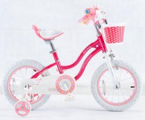 Ποδήλατο Star Girl Pink 12'' (003019120200)