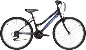 Clermont Ποδήλατο 24'' Magusta Shimano-Μαύρο (620-ΜΑΥΡΟ)