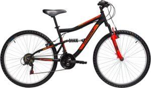 Clermont Ποδήλατο 26'' Pamir-Μαύρο (985-ΜΑΥΡΟ)