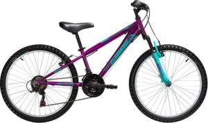 Clermont Ποδήλατο 24'' Tribal Shimano-Μωβ (660-ΜΩΒ)